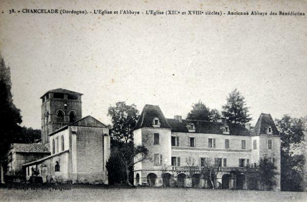 Chancelade, église et abbaye