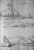 Portici a Fiumicino - Terracina - Confini del regno di Napoli