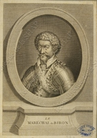 Biron (le maréchal de)