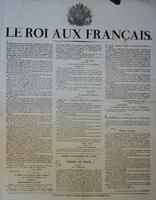Le Roi aux Français