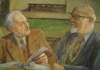 Dr Lafon et Géraud Lavergne