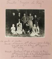 Famille Eugène le Roy