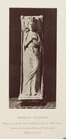 'Tombeau d''Isabelle de Taillefer '