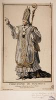 Beaumont (Mgr Christophe de)